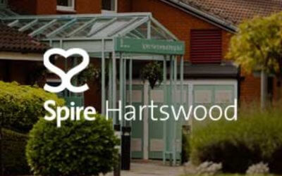 Spire Hartswood training launch day