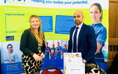 Apprenticeship Week 2020- Guy's and St Thomas' NHS Trust